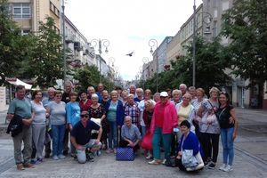 Seniorzy wyruszyli w podróż