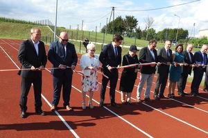 Stadion w Mrocznie stał się rzeczywistością i został oficjalnie oddany...