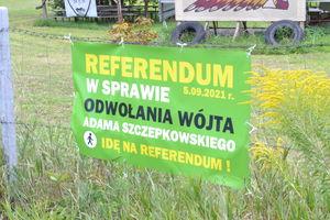 Napięta sytuacja w gminie Grunwald. Mieszkańcy boją się iść na referendum