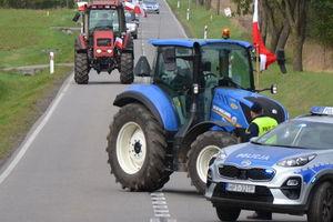 Rolnicy mają dość. Rozpoczyna się 24-godzinny protest na DK15 między Sampławą a Lubawą