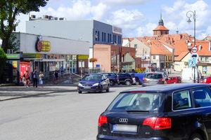 Modernizacja przejścia w Bartoszycach