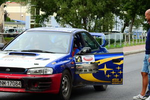 Rajd Brodnicki za nami, kierowcy Automobilklubu Nowomiejskiego w czołówce