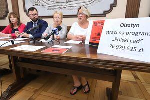Radni Olsztyna sprzeciwiają się Polskiemu Ładowi.