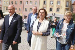 Parlamentarzyści Koalicji Obywatelskiej promowali w Olsztynie program