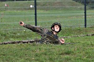 Zajęcia rotacyjne żołnierzy 42 blp
