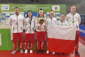 Brązowy medal Natalii Bogdanowicz na Mistrzostwa Europy