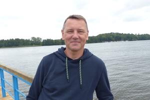 Krzysztof Kowalik: Często wracam do Iławy i przyjaciół, a czasy gry w Jezioraku wspominam bardzo dobrze