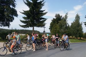 Rowerem po gminie Kurzętnik