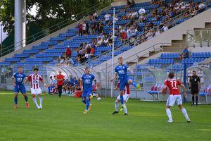 Dwa mecze Pucharu Polski