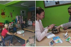Dzieci ze Szczepankowa miło spędzają czas
