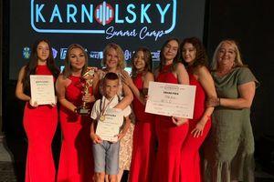 Zespół Wild zdobył grand prix na festiwalu w Bułgarii