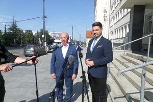 Wicewojewoda Aleksander Socha zrezygnował z funkcji
