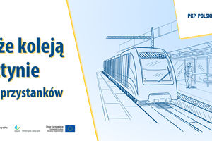 Podróże koleją w Olsztynie z nowych przystanków