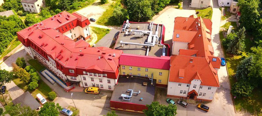 Szpital Powiatowy w Nowym Mieście Lubawskim