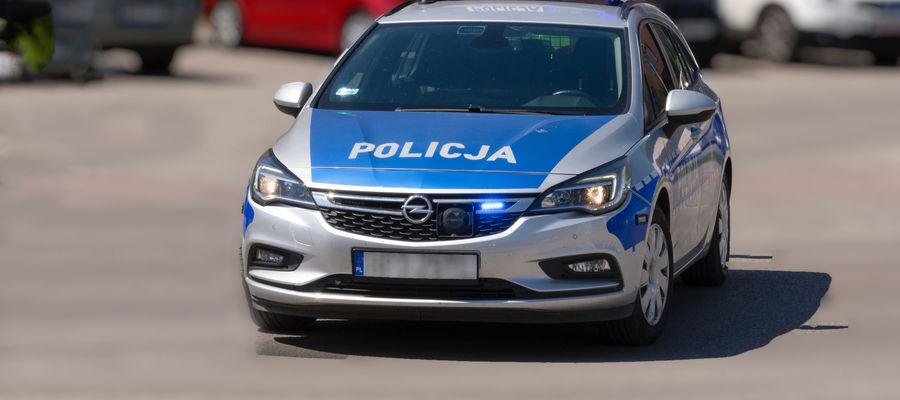 Przebadano trzystu kierowców, jedna kobieta była pijana