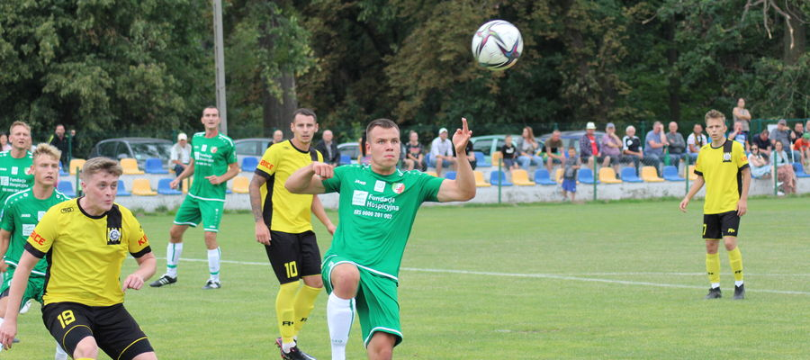 Falstart Zatoki w Wojewódzkim Pucharze Polski