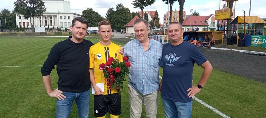 Zarząd klubu oficjalnie pogratulował Wojciechowi Żęgocie z okazji ślubu