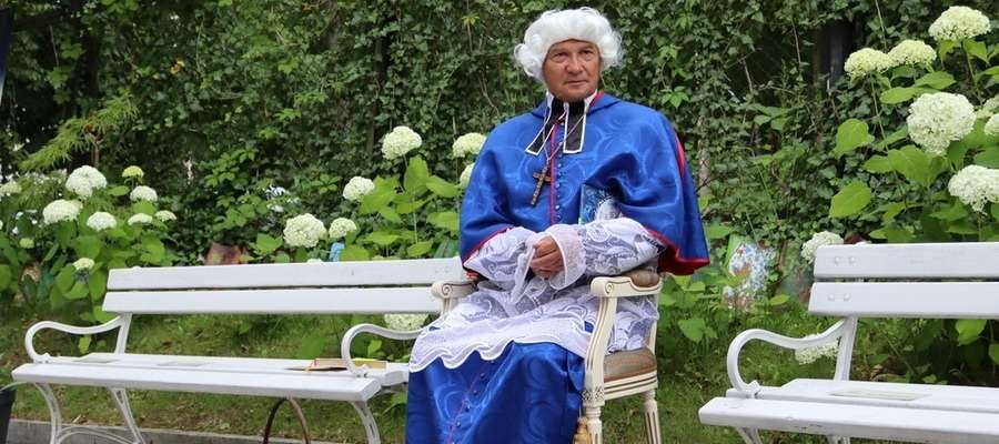 Gdzie Krasicki stąpał i błąkał (się) w Lidzbarku?