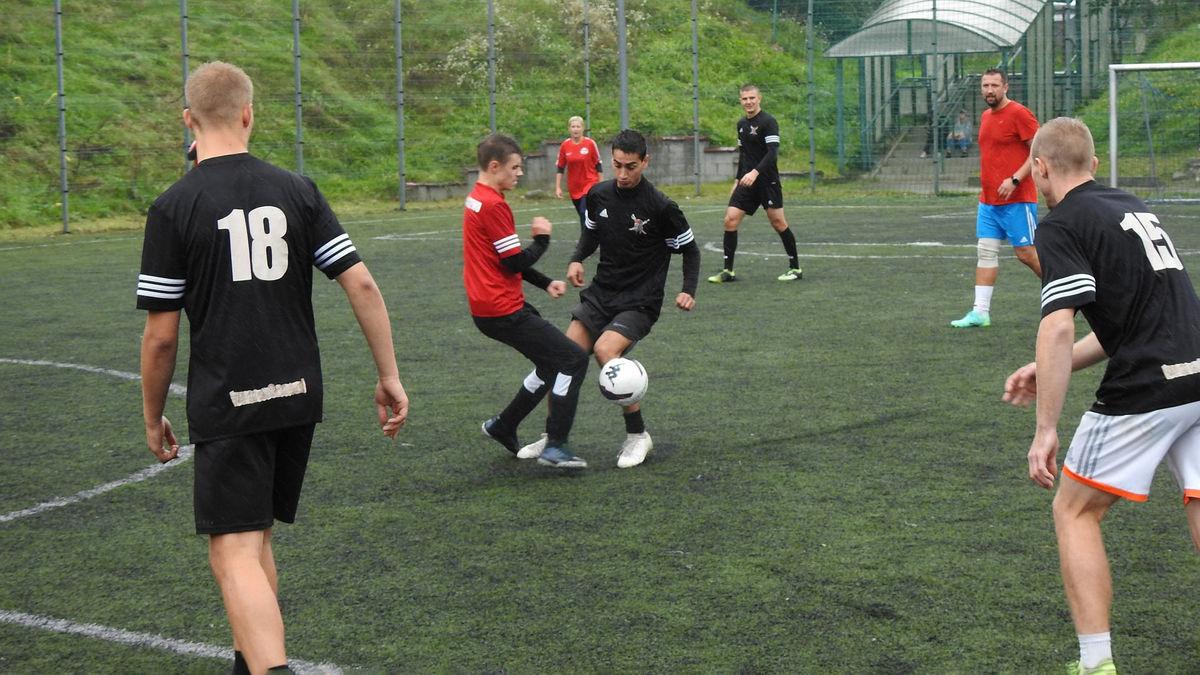 Turniej trwał od godz. 10 do 16