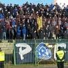 Niebieska fala zaleje trybuny ostródzkiego stadionu. W sobotę mecz Sokół — Ruch