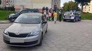Potrącenie pieszego na ul. Nowowiejskiej