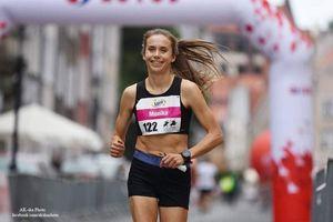 Mistrzostwa Polski w półmaratonie należą do Moniki Jackiewicz
