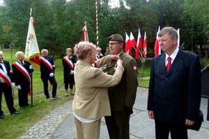 Żołnierz 42.blp wyróżniony przez Sybiraków