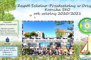 Zagłosuj na kronikę SKO ZS-P w Orzyszu!