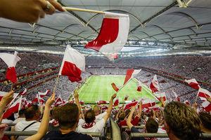 Polacy grają z Anglią