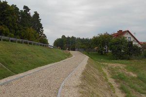 16 km z 300-kilometrowej Mazurskiej Pętli Rowerowej