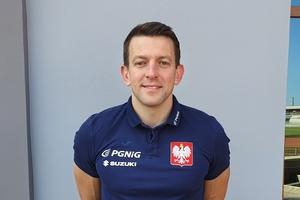 Selekcjoner Rombel poprowadzi trening podczas Iławskich Targów Sportu