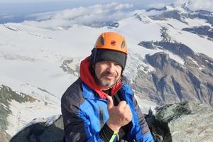 Glossglockner zdobyty. Teraz Mont Blanc!