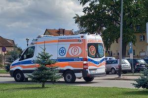Ratownicy odmówili transportu pacjentki z covid