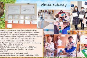 Drugie miejsce i 15.000 zł dla ZS-P w Orzyszu!