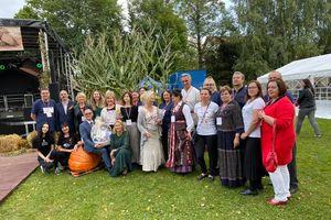 Budry na litewskim Festiwalu Chleba