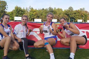 6 medali lekkoatletów