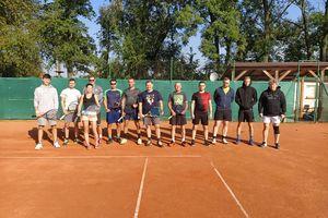 Turniej tenisa ziemnego w Lubawie