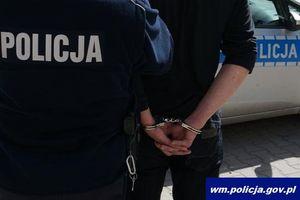 Terroryzowali dwa powiaty na Warmii i Mazurach