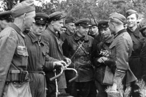 17 września 1939 roku Związek Radziecki napadł na Polskę