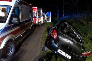 Niebezpieczne zdarzenia na drogach