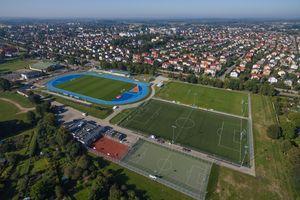 Stadion Miejski już po modernizacji