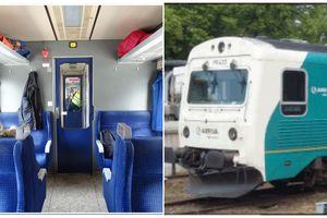 Pociąg wjedzie na stację Lubawa