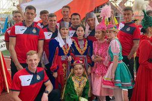Pojechał na mistrzostwa świata do Kazachstanu...