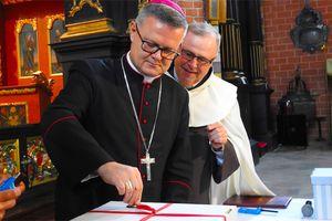 Zakończenie diecezjalnego procesu beatyfikacji Magdaleny Mortęskiej
