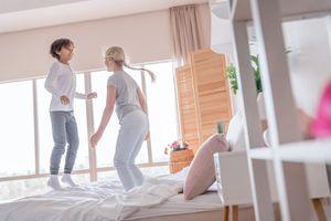 Czy różni członkowie rodziny mogą spać na takich samych materacach?
