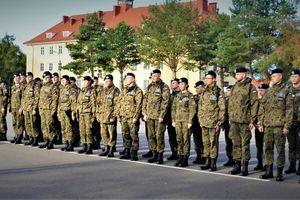Żołnierze z Braniewa szkolą kadetów z Elbląga [ZDJĘCIA]
