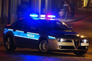 Weekendowa kronika policyjna