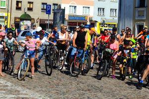 Rekreacyjnie na rowerze...