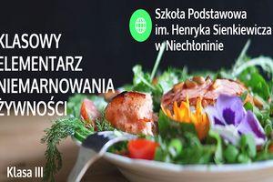 Sukces uczniów Szkoły w Niechłoninie