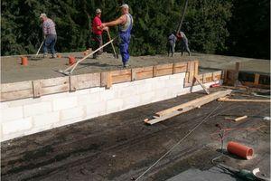 Postęp rozbudowy Ośrodka Zdrowia w Rybnie
